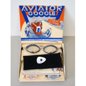 Motoristické brýle Aviator - optické