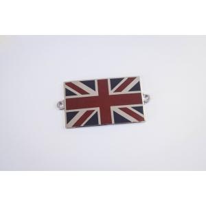 Smaltovaný znak Union Jack