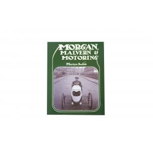Kniha Morgan, Malvern & Motoring
