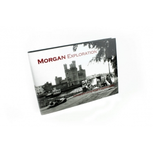 Kniha Morgan Exploration: Fotografická cesta skrz automobilovou tradici