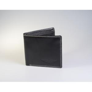 Kožená pánská peněženka černá typ 1
